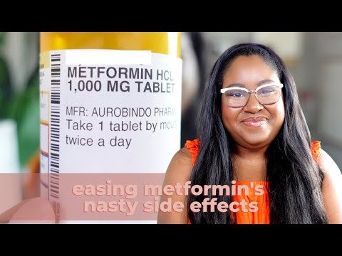 How I avoided metformin side effects with PCOS & Diabetes (patient's perspective) | The Hangry Woman