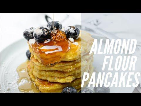 Almond Flour Pancakes | The Hangry Woman