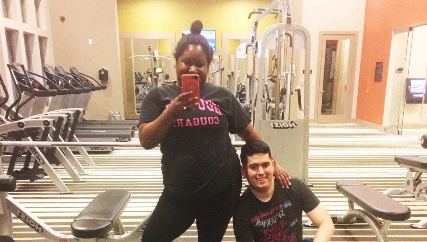 Is working out with your spouse worth it?