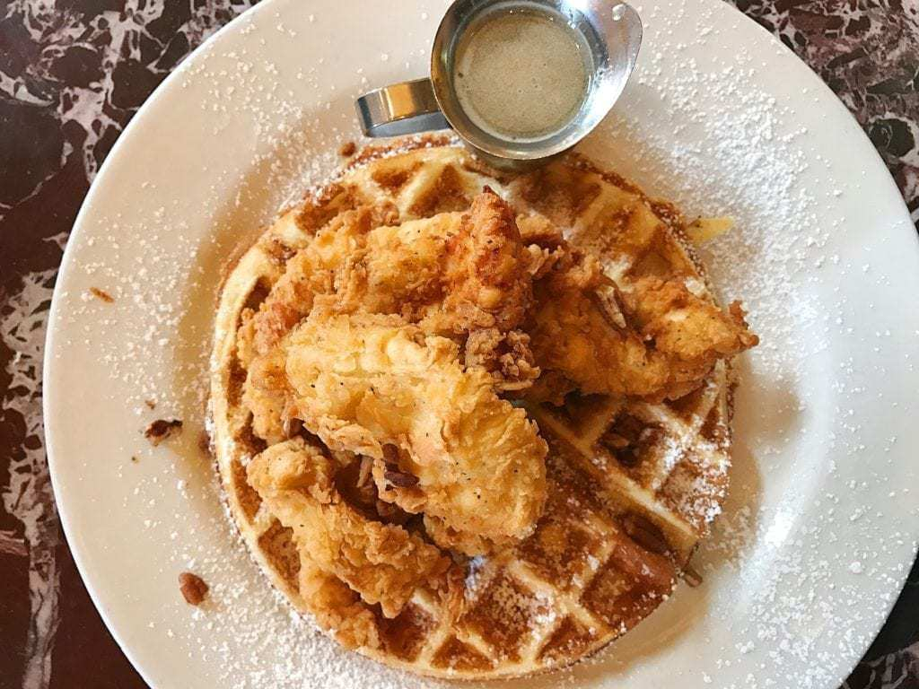 Sunday Brunch: Chicken and Waffles Edition