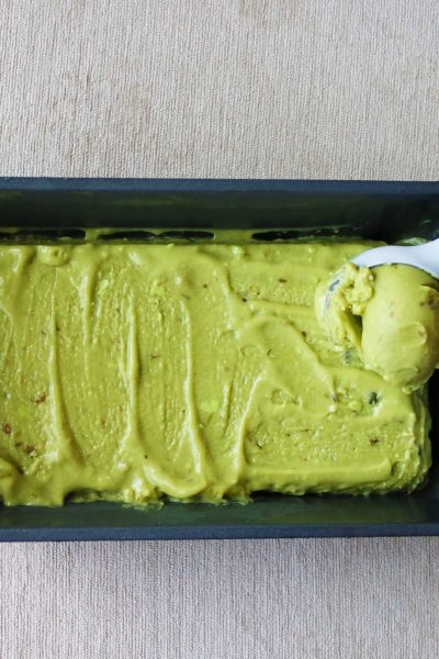 Have avocados all the time with Avocado Ice Cream