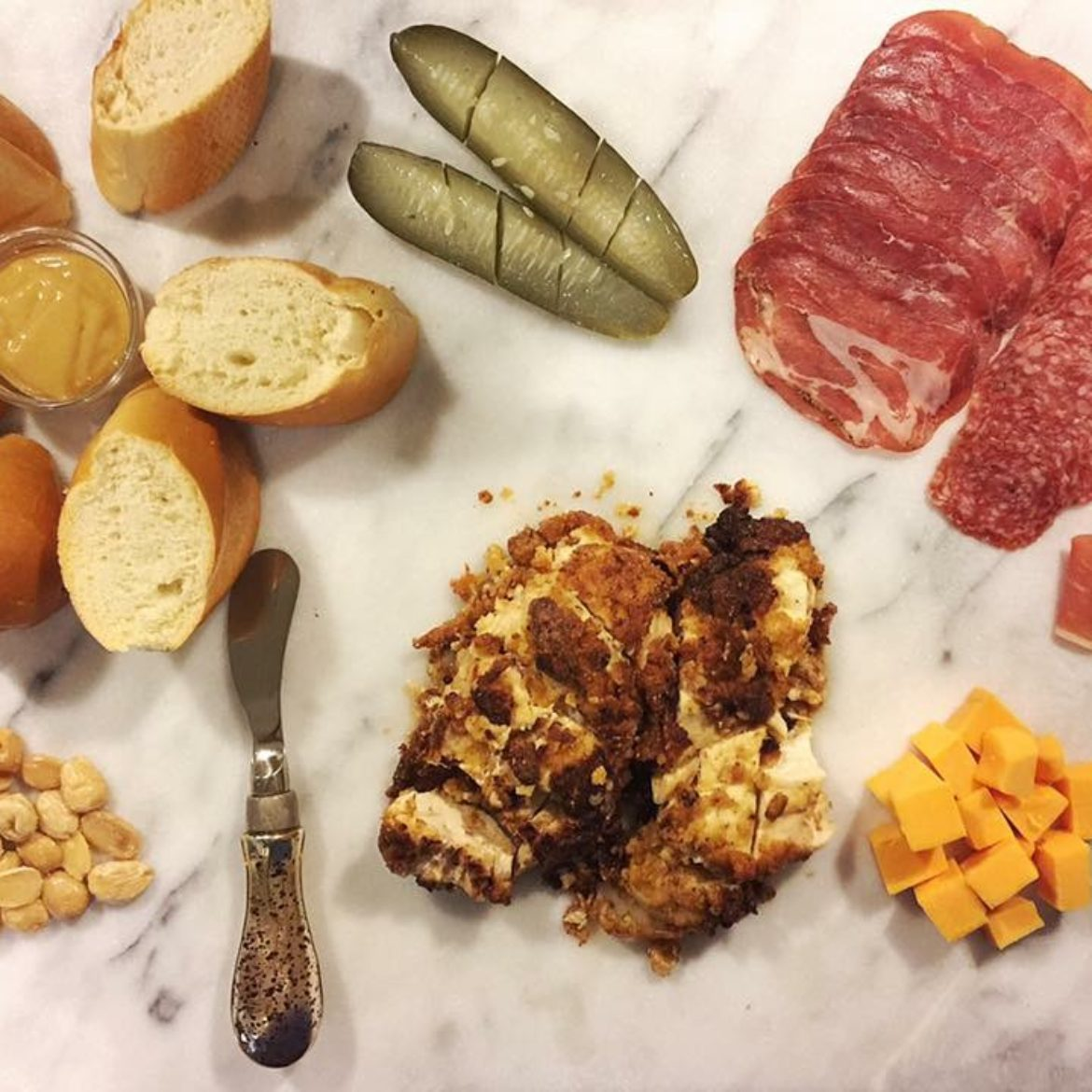 How to make a good charcuterie board
