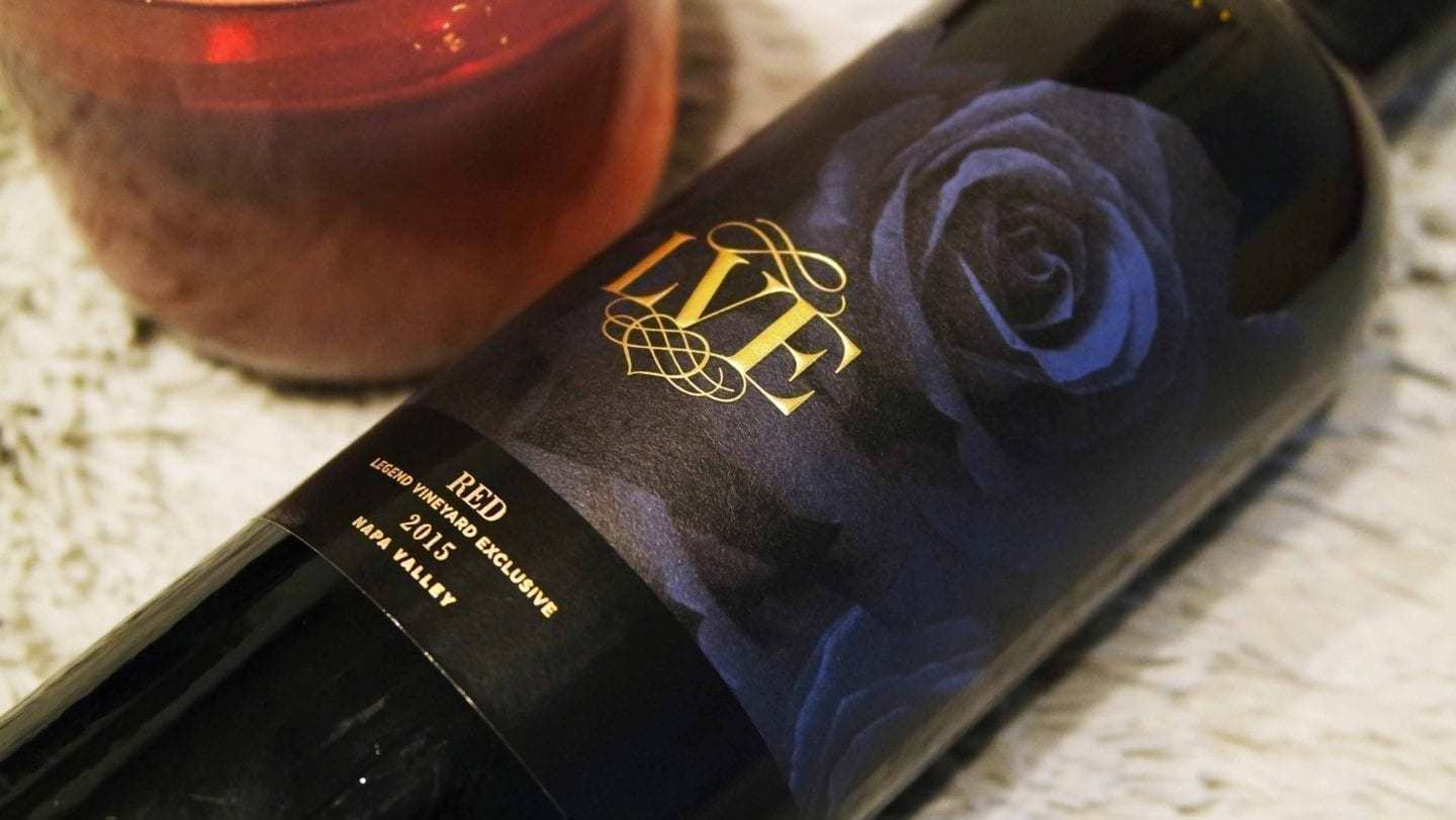 All of me, loves…all of this wine: LVE Collection Wines by John Legend Review.