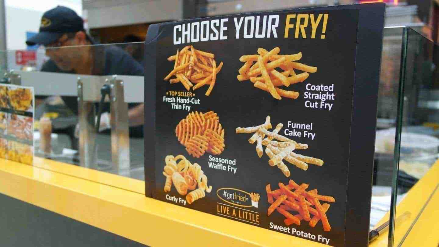 French Fry Revolution Comes To Houston