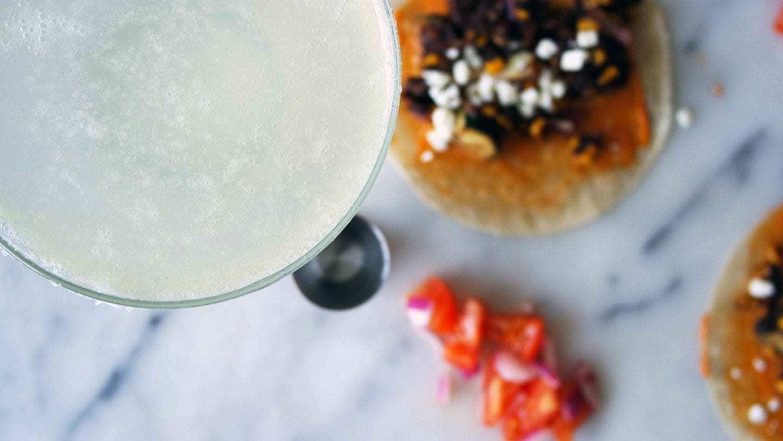 A Simple Margarita Recipe