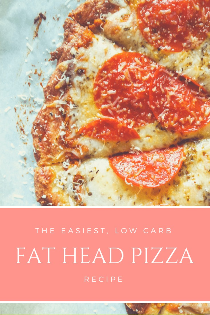 The easiest fat head pizza dough recipe!