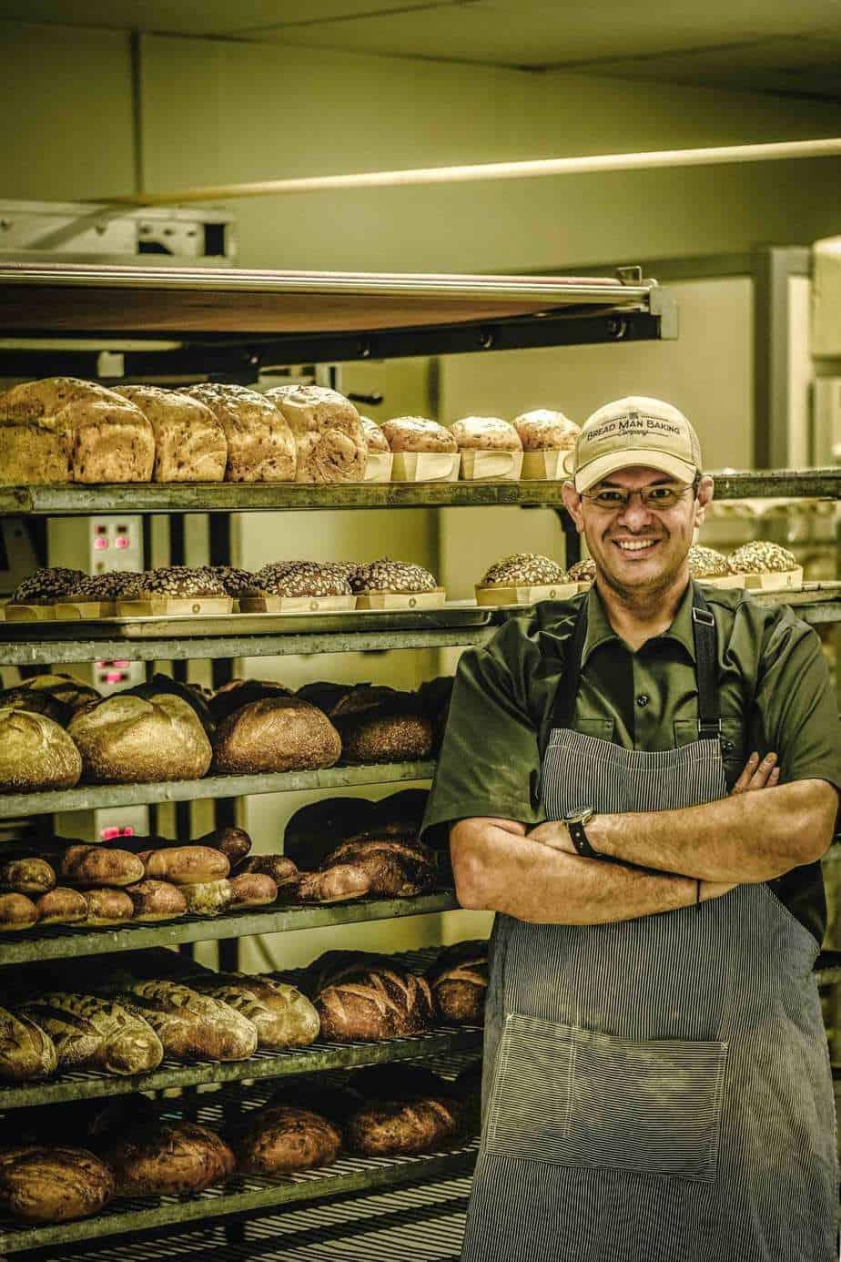 "Going against the grain: Houston's ""Bread Man"" is shaking up the bakery scene."