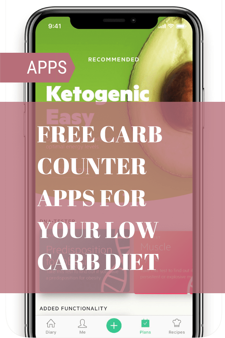 Free apps that will help you count your macros for ketogenic or low-carb diets.