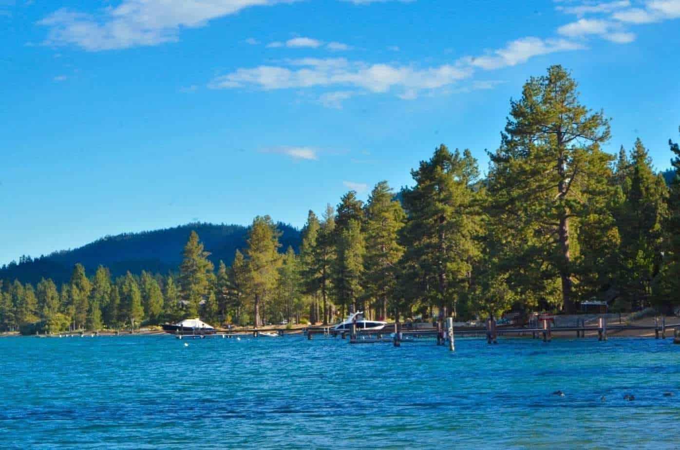 Visiting South Lake Tahoe