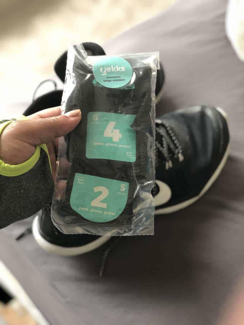 Diabetes Foot Care: Protecting My Feet With Gekks