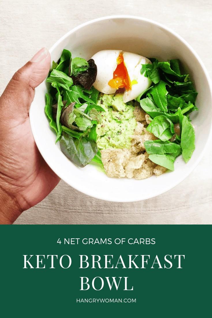 Keto Breakfast Bowl
