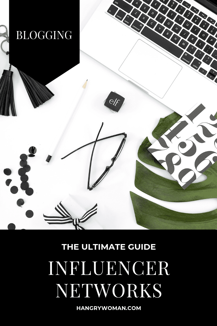 Influencer networks guide