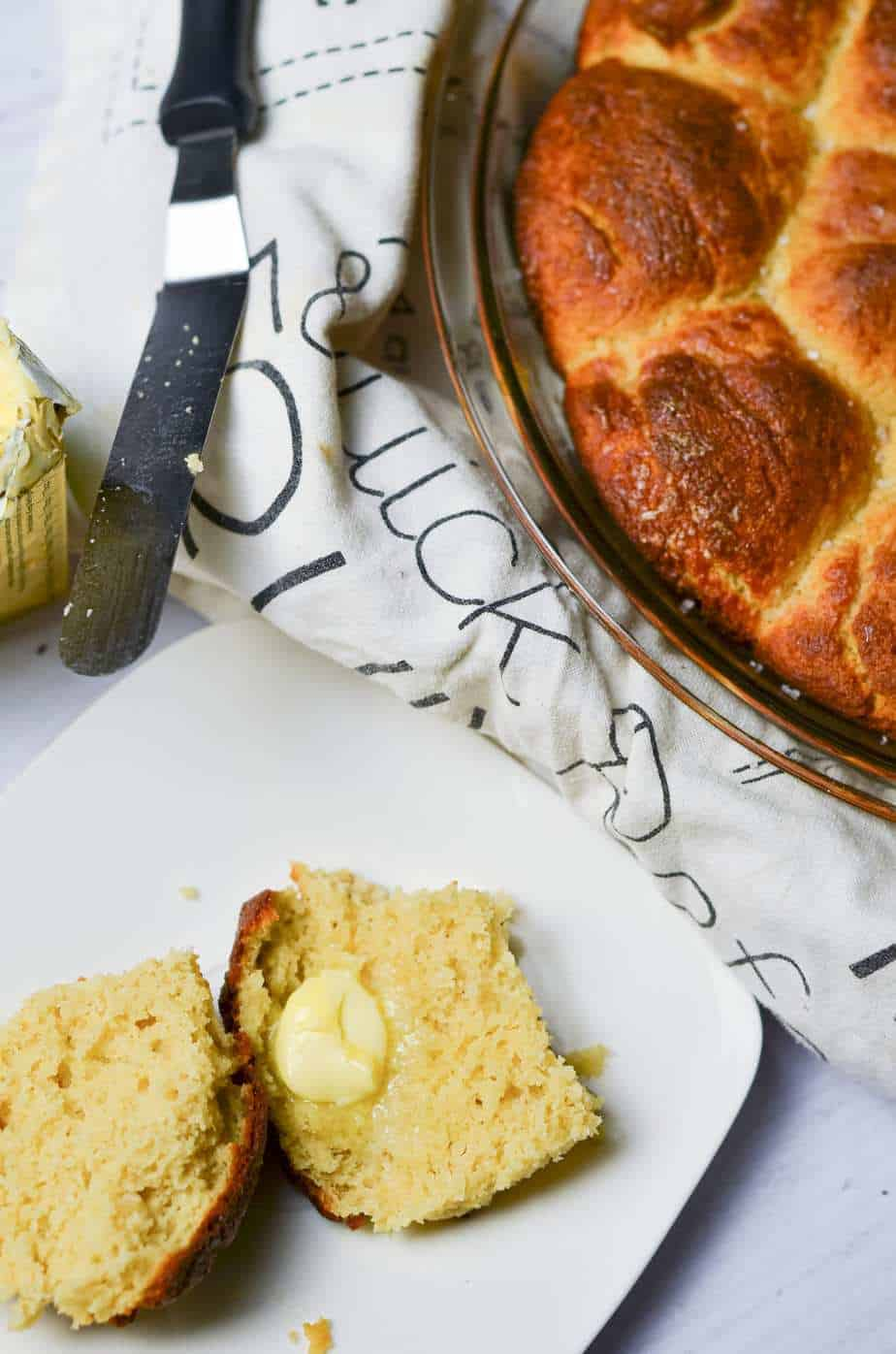 Delicious low carb/keto dinner rolls » Hangry Woman®