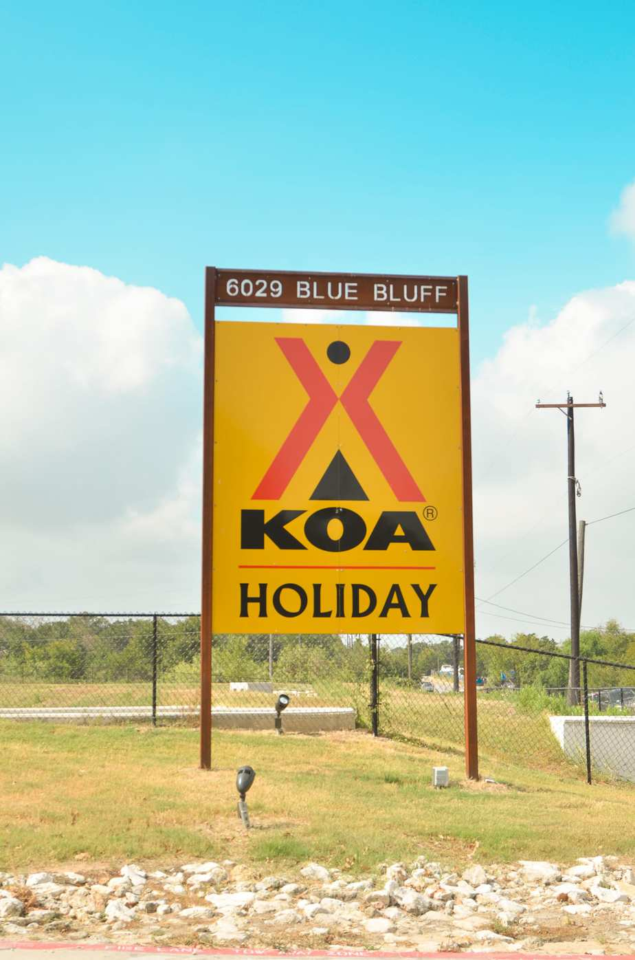East Austin KOA Holiday at Blue Bluff Rd
